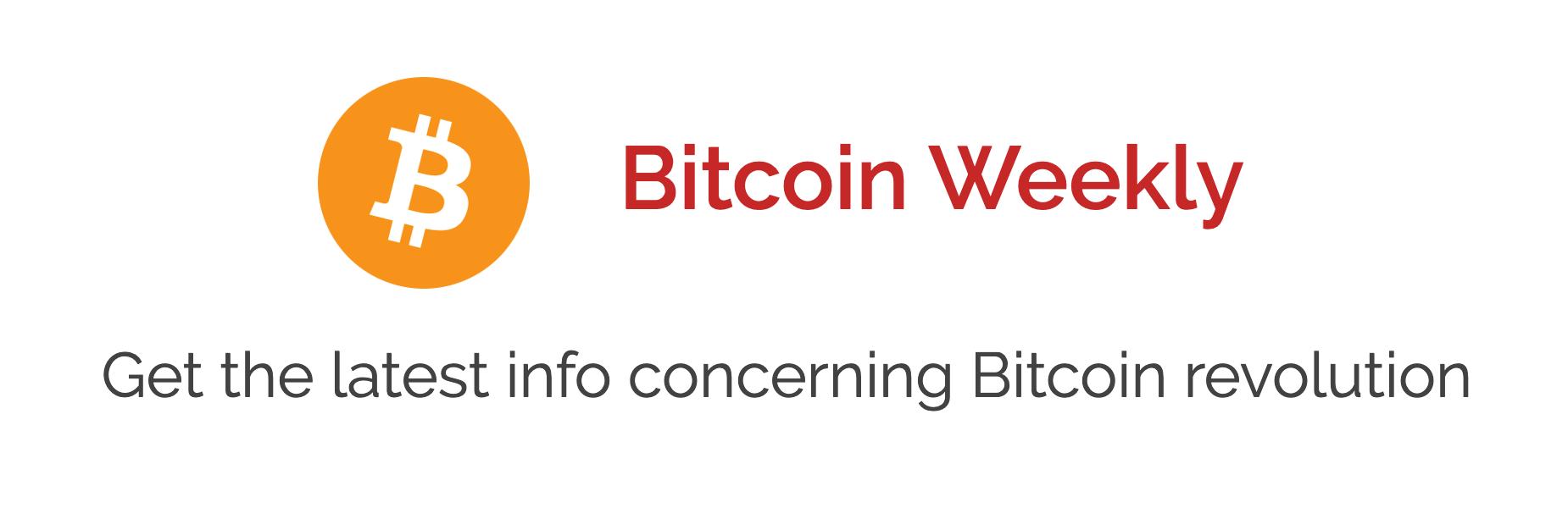 Bitcoin latest info